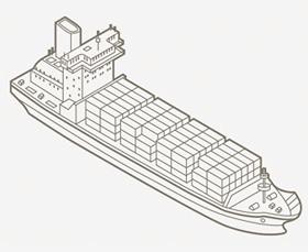 Морские перевозки груза
